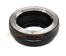 Konica Hexanon AR lens to Fujifilm X-Pro1 X-E1 X-E2 X-M1 X-A1 X-T1 X-T10 Adapter