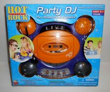 KidzToyZ Hot Rock DJ The Ultimate Party Experience 2001 New Old Stock