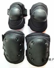 Military Tactical SWAT Army Airsoft Hunting Paintball Protective Elbow Knee Pads