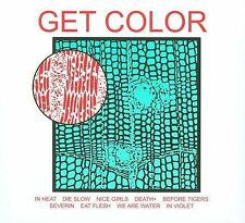 Get Color [Digipak] by HEALTH (L.A.) (CD, Sep-2009, Lovepump United)