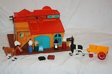 Fisher Price Little People #934 Western Town