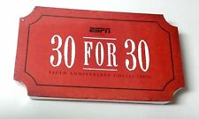 ESPN Films 30 for 30 Fifth Anniversary Collection 20 Disc BD Blu-ray Set - NEW
