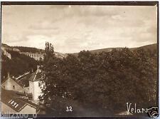 Velars-sur-Ouche . photo ancienne . 1898