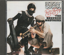 The Brecker Brothers CD HEAVY METAL BE-BOP  (c) 1990  JAPAN