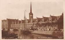 Denmark Kobenhavn, Borsen, ships, boats