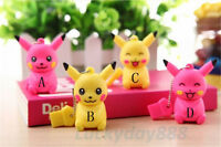 New 4GB/8GB/16GB/32GB Cute Pikachu Model USB 2.0 Flash Memory stick Pen Drive