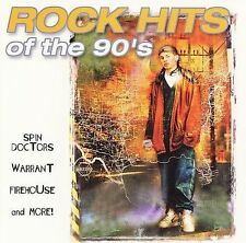 Zz/Various Artists - Rock Hits Of The 90s Vol 1 (2001) - New - Compact Disc