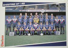 15 x CHELSEA SHOOTING STARS Cards by MERLIN Publishing Ltd 1991/2 FOOTBALL CARDS