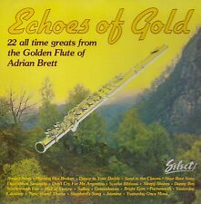 ADRIAN BRETT : ECHOES OF GOLD : 22 ALL TIME GREATS (CD) Sealed