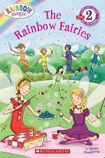 Scholastic Reader Level 2: Rainbow Magic: Rainbow Fairies: The Rainbow Fairies b
