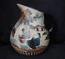 Ciboure ,pichet art déco signé Etienne Vilotte ( 1945-51)