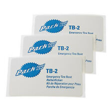 Park Tool TB-2 Patch Kit - Bike Tyre Boot Repair Patches x 3