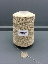 200G BEIGE 2/20NM 95% WOOL 5% CASHMERE YARN A1045