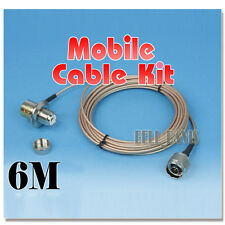 High Q. extend CABLE RG174-6N 6M for FT-7800R FT-8800R