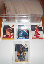O-pee-Chee hockey card set 1985-86 Mario Lemieux Rookie