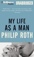 My Life As a Man by Philip Roth (2012, CD, Unabridged)