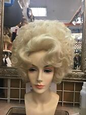 SIN CITY WIGS SALE! SHORT FLIRTY SOFT CURLS ELEGANT NATURAL BODY BLONDE BEAUTY