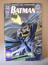 BATMAN n°0 1995 L'inizio del domani Play Press  [G687]