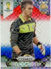 2014 World Cup Prizm Red White Blue Plaid Parallel No.189 F.MUSLERA (URUGUAY)