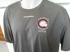 Chapman University College Soccer team practice shirt men's XL Diadora jocks