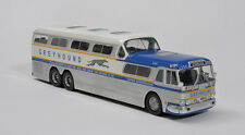 Bus Miniature AUTOBUS AUTOCAR GREYHOUND scenicruiser 1956 IXO Diecast metal