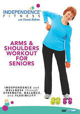 Independence Fitness: Arms  Shoulders Workout for Seniors (DVD, 2016)