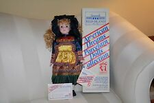 American Dreams Ellis Island Doll Elke from Sweeden