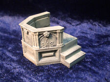 Pulpit Unpainted Resin Thomarillion Terrain Dwarven Forge D&D