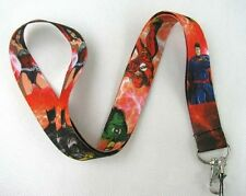 10 X Marvel Comics Super Hero Neck Lanyard for MP3/4 cell phone free shipping