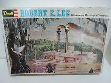 Revell Robert E. Lee Historischer Mississippi Dampfer / Sidewheel Steamboat OVP