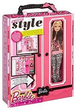Barbie Style MB99 - Ultimate Closet Playset - Carry Wardrobe