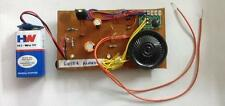 Water Level Overflow Alarm - DIY Assembled Kit for electronic Projects .