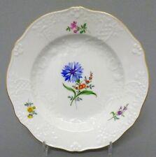 Meissen Teller, Neumarseille , Blumen Dekor, Durchmesser =15,5 cm, #4