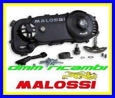 Coperchio Carter Motore MALOSSI RC-C-ONE AIR FORCE PIAGGIO ZIP NRG NTT QUARTZ