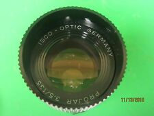 Vintage ISCO  PROJAR 135mm F3.5 35mm Slide Projection Lens