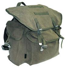 Bundeswehr Rucksack Oliv 40 L Canvas Wanderrucksack Trekking Army BW Tasche