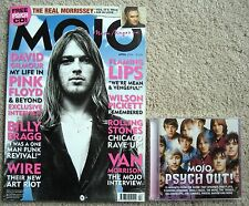 PINK FLOYD APRIL 2006 MOJO MAGAZINE VAN MORRISON BONUS PSYCH OUT CD SMALL FACES