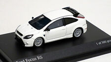 Minichamps 1/87 HO Focus RS, white, Limited Edition 300 pieces, 2010 US SELLER