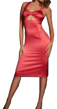 AGENT PROVOCATEUR Pink Marcha Silk Dress BNWT