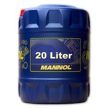 20 (1x20) Liter MANNOL SAE 15W-50 Favorit / API SL/CF/CF-4 Motorenöl