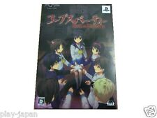 Used PSP Corpse Party: Book of Shadows Limited Edition Japan Import