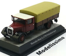 1:43 Premium ClassiXXs Mercedes LO 2750 pick up red/black ltd. 500