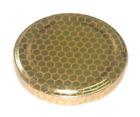Tappo capsula per miele alveare per barattoli vetro 1 scelta 100 pezzi d. 53