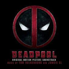 Deadpool (Original Soundtrack Album) CD (2016) Brand New Ships Worldwide