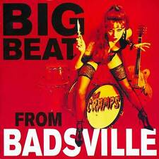 The Cramps Big Beat From Badsville COLOR VINYL LP Record! official reissue! NEW!