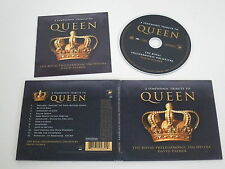 THE ROYAL PHIL. ORCHESTRA/DAVID PALMER/A SYMPHONIC TRIBUTE TO QUEEN(88697000802