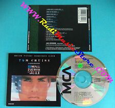 CD Born On The Fourth Of July MCAXD-6340 CANADA 1989 SOUNDTRACK no dvd vhs(OST2)