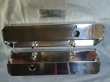 HOLDEN 308 5ltr INJECTED HEADS FABRICATED TALL ALUMINUM VALVE COVERS f1
