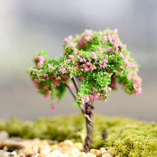 Figurine Craft Tree Plant Pot Garden Ornament Miniature Fairy Garden Decor DIY