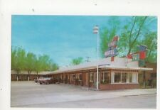 Two Stiffs Selling Gas & Motel Lovelock Nevada USA Postcard 169b